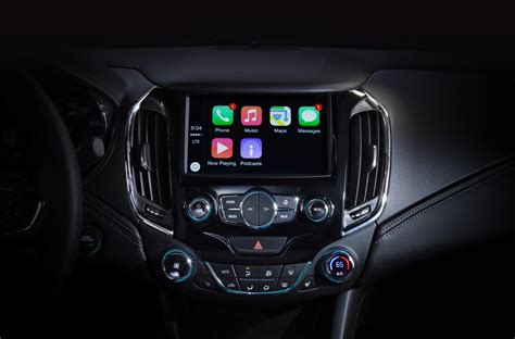apple carplay 14 chevy models to feature apple carplay android auto in