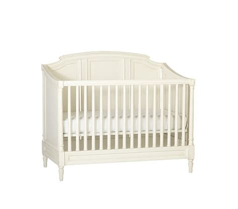 Fixed Gate Crib by Darcy Fixed Gate 3 In 1 Crib Pottery Barn