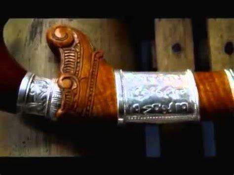 pisau dari laher pembuatan badik di luwu doovi