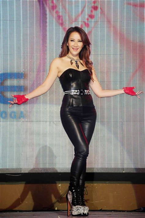 coco lee coco lee promotes new album illuminate in taipei 3