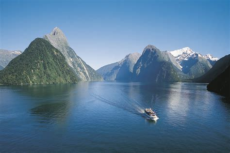 milford boat rental new zealand self drive holiday package south island tour