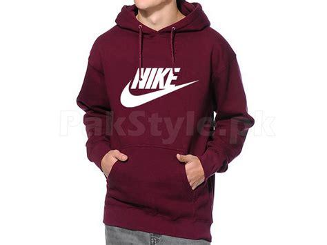 Sale Jaket Hoodie Just Do It Nike Maroon nike logo pullover hoodie maroon price in pakistan m003400 check prices specs reviews