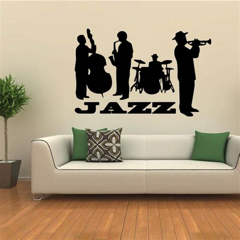 Decorative Band On A Wall by Popular Jazz Wallpaper Buy Cheap Jazz Wallpaper Lots From
