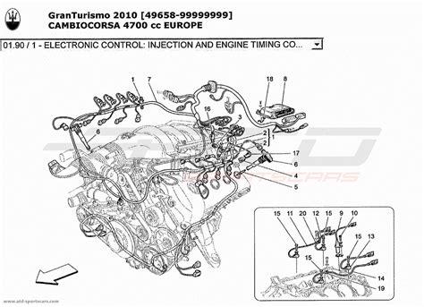 service manual 2010 maserati granturismo timing cover removal service manual 2012 maserati