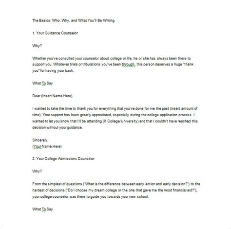 4 thank you letter for job offer templates free premium templates