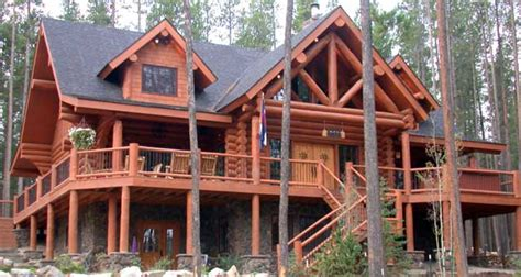 Summit Handcrafted Log Homes - summit handcrafted log homes inc latewood log home