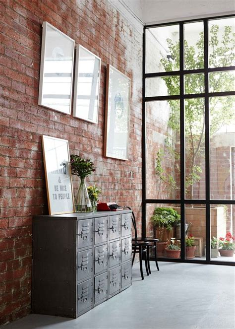love home interior design 10 beautiful exposed brick walls the style files ive
