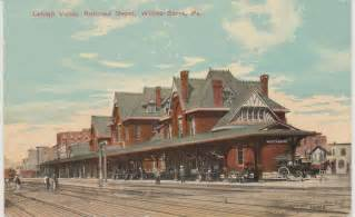 Home Depot Wilkes Barre Pa by Postmarked 1912 Lehigh Valley Railroad Depot Wilkes