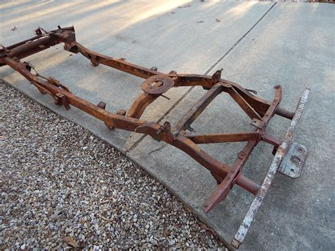 a frame for sale 1945 willys mb frame for sale classic military vehicles