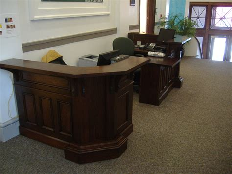 Diy Reception Desk Reception Desk Building Regs Pdf Woodworking