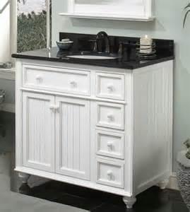 Miscellaneous cottage style bathroom vanity interior decoration