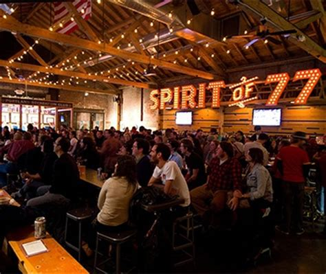 top sports bars in philadelphia spirit of 77 portland or best sports bars in america travel leisure