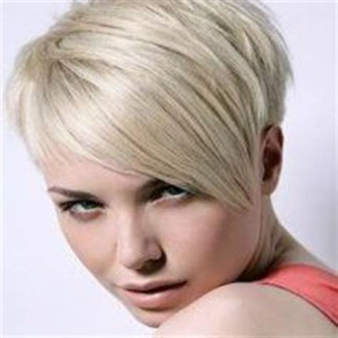 quick weave pixy cut with side sweep pixie haircut with long side swept bangs google search