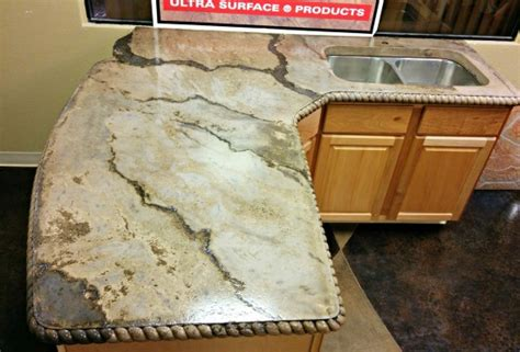 Concrete Kitchen Countertops Diy by Amazing Diy Concrete Countertops Concrete Masonry Concrete