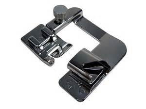 Sepatu Bias Binder Rolled Hem Foot 8 8 Untuk Mesin Jahit Po Murah bias binding foot hemmer set