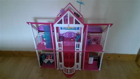 Barbie Doll House For Sale In Clondalkin Dublin From Kimhoman