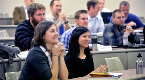 Mba Programs Open To College Seniors by Western Carolina Master Of Business
