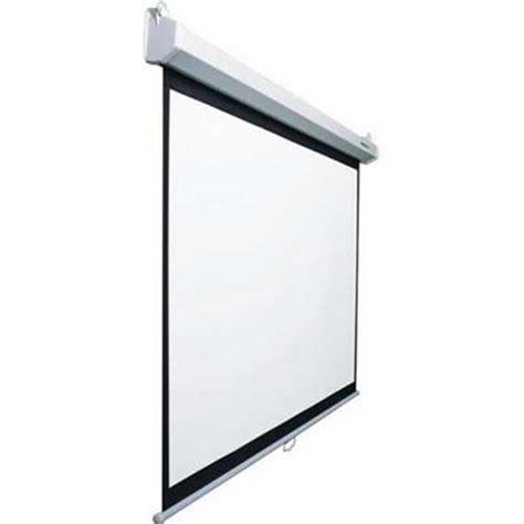 Proyektor Layar jual layar proyektor gantung manual layar proyektor