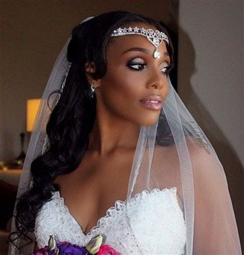 Hairstyle For Black Wedding by Best 25 Black Wedding Hairstyles Ideas On