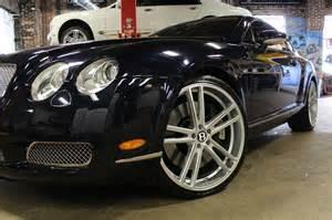 Bentley Mailing Address Bentley Gt With Koko Wheels No Limit Inc
