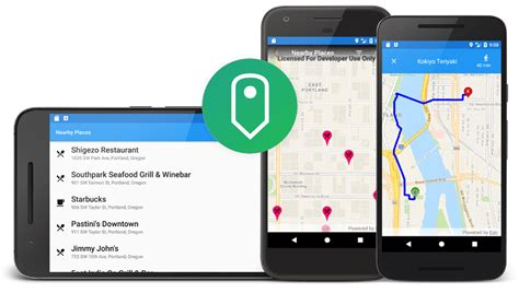 Android Nearby Github by Nearby Places For Android Arcgis For Developers