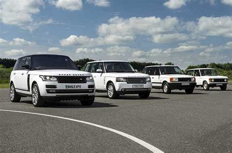 45 years of british design land rover land rover 174 4x4 luxury suv s land rover 174 australia