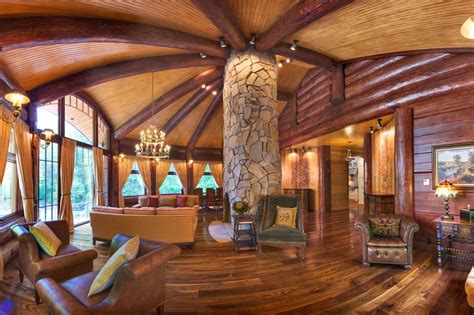 log cabin luxury homes luxury log cabin homes wsj mansion logs cabin and log
