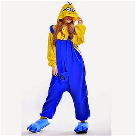 Minion Piyama disfraz pijama minion disfraces originales disfraces minions