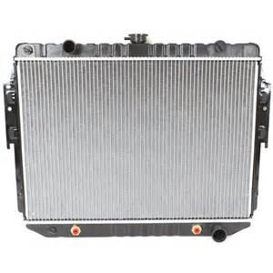 radiator for 99 03 dodge ram 1500 95 98 b2500 1 row ebay