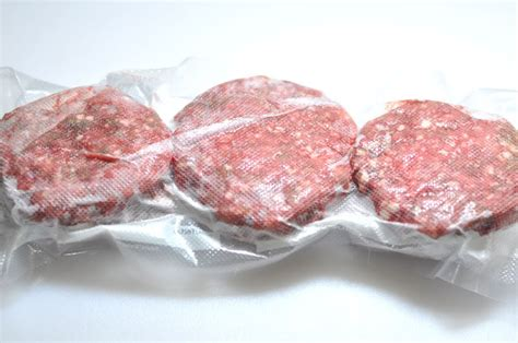 Shelf Of Ground Beef by How To Best Store Your Meats