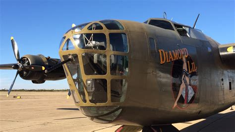 the b honor remembrance on board the b 24 liberator