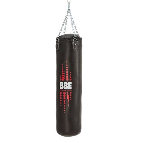bbe club nt 120cm punch bag with chains and swivel