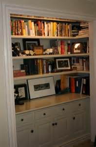 Bookshelf In Closet by Home Alone And Loving It Huffpost
