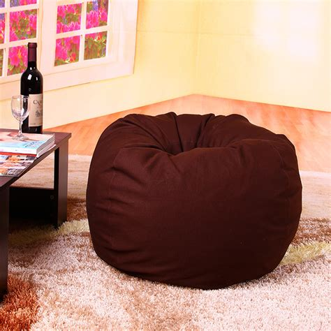 bean bag living room kids round donut ball beanbag size d60cm beanbag chair