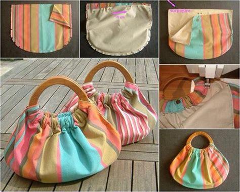 Handmade Bag Ideas - wonderful diy easy tote bag