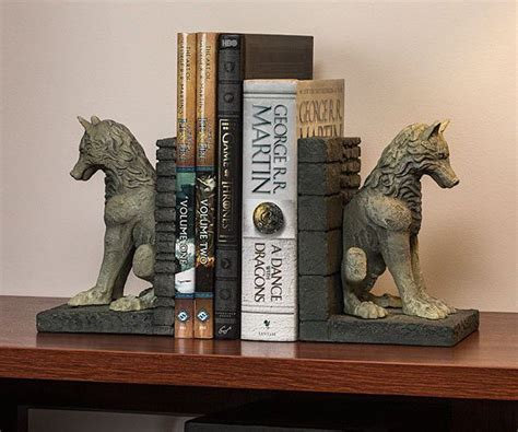 unique bookends for book lovers