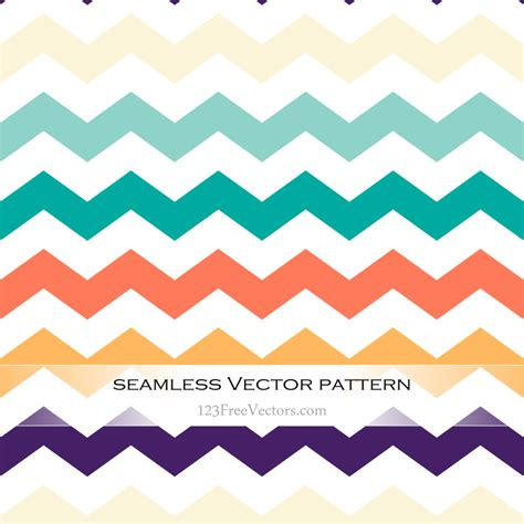 zig zag pattern template zig zag template 123freevectors