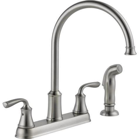 kitchen faucet problems delta touch faucet troubleshooting
