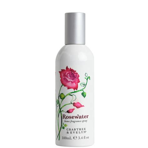 room sprays uk crabtree rosewater room spray 100ml free uk delivery