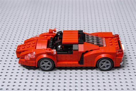 Lego Ferrari Enzo by Ferrari Enzo A Lego 174 Creation By Peteris Sprogis