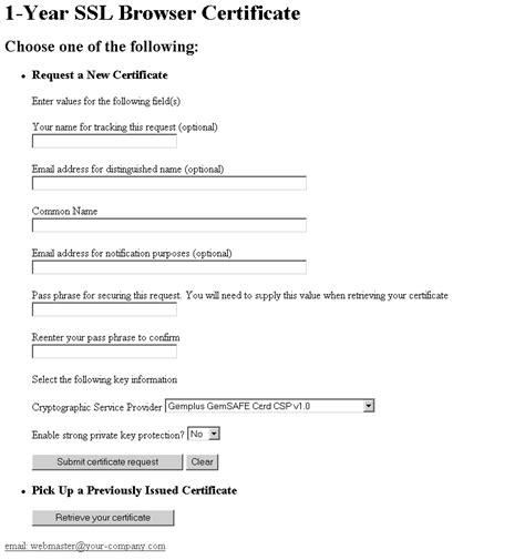 Request Letter Sle Certificate Steps For Requesting A New Certificate