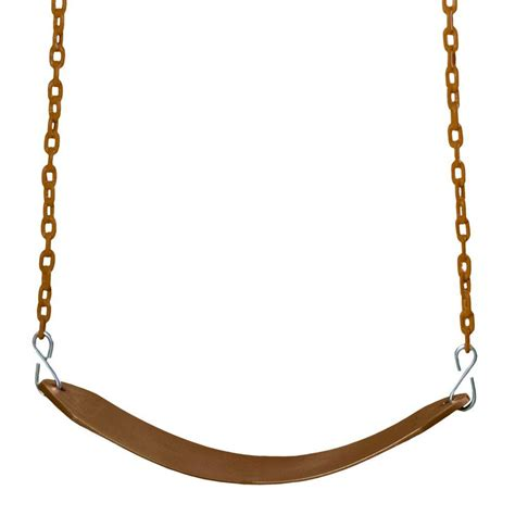 swing belt with chain gorilla playsets khaki swing belt and chain 04 0002 k k