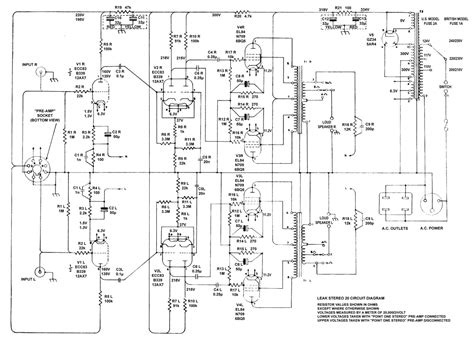 diagram of sansui lifier circuit diagram free engine