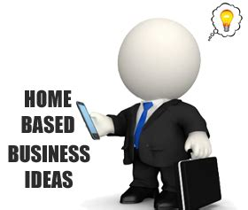 11 small home based business ideas