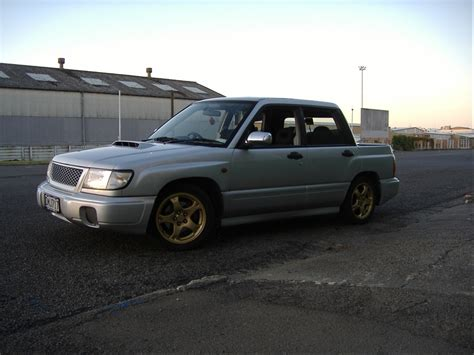 customized subaru forester custom ute conversion spotted subaru forester owners forum