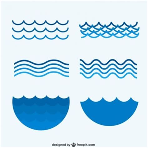 illustrator pattern wave waves vectors photos and psd files free download