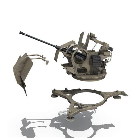 opel blitz with flak 38 opel blitz with 2cm flak 38 dak 3d model flatpyramid