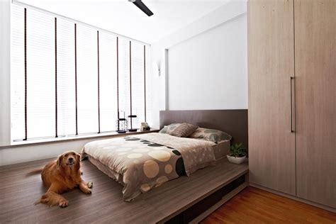 Platform Bed Singapore Never Thought Of A Platform Bed Here S Why You Should Home Decor Singapore