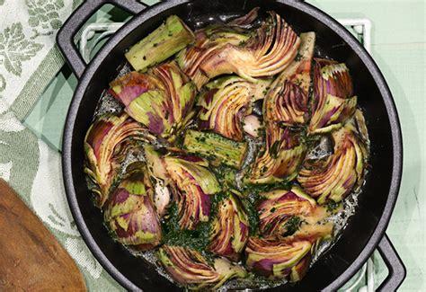come cucinare i carciofi in padella carciofi in umido come preparare i carciofi in padella in