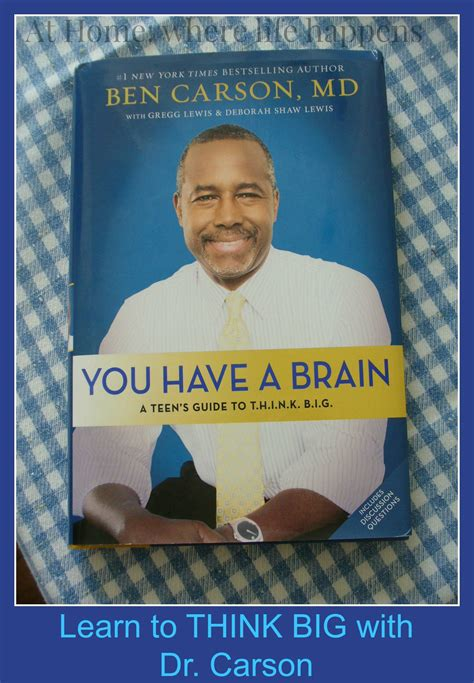 The Big Think Book you a brain book review and giveaway at home